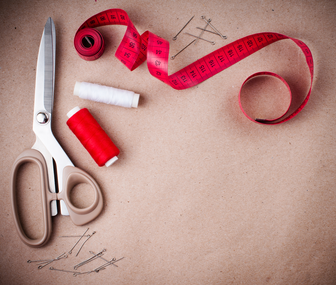 Crafting allows you to fully focus on a particular item, pattern or subject allowing you to forget little stresses.