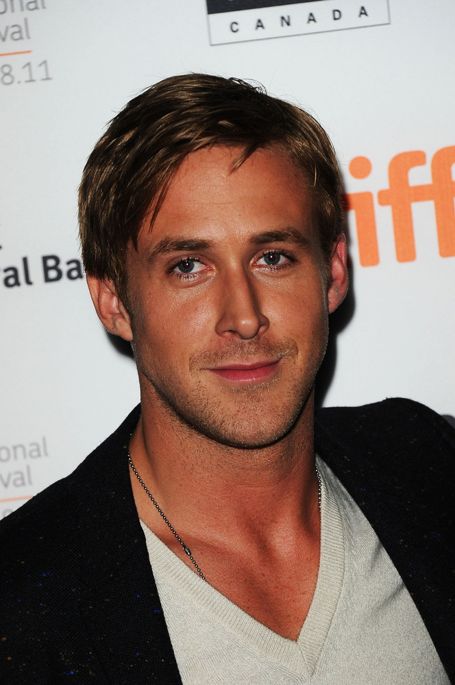 Would sitting in the dark with Ryan Gosling for a few hours -- or even a few days -- be such a bad thing?