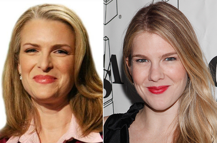 """Fox's Dean resembles """"American Horror Story"""" star Lily Rabe."""