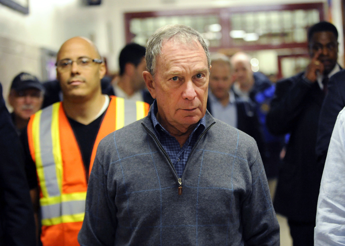 New York Mayor Bloomberg took all the major precautions to keep New Yorkers safe.   He ordered 3,750,000 people to vacate the