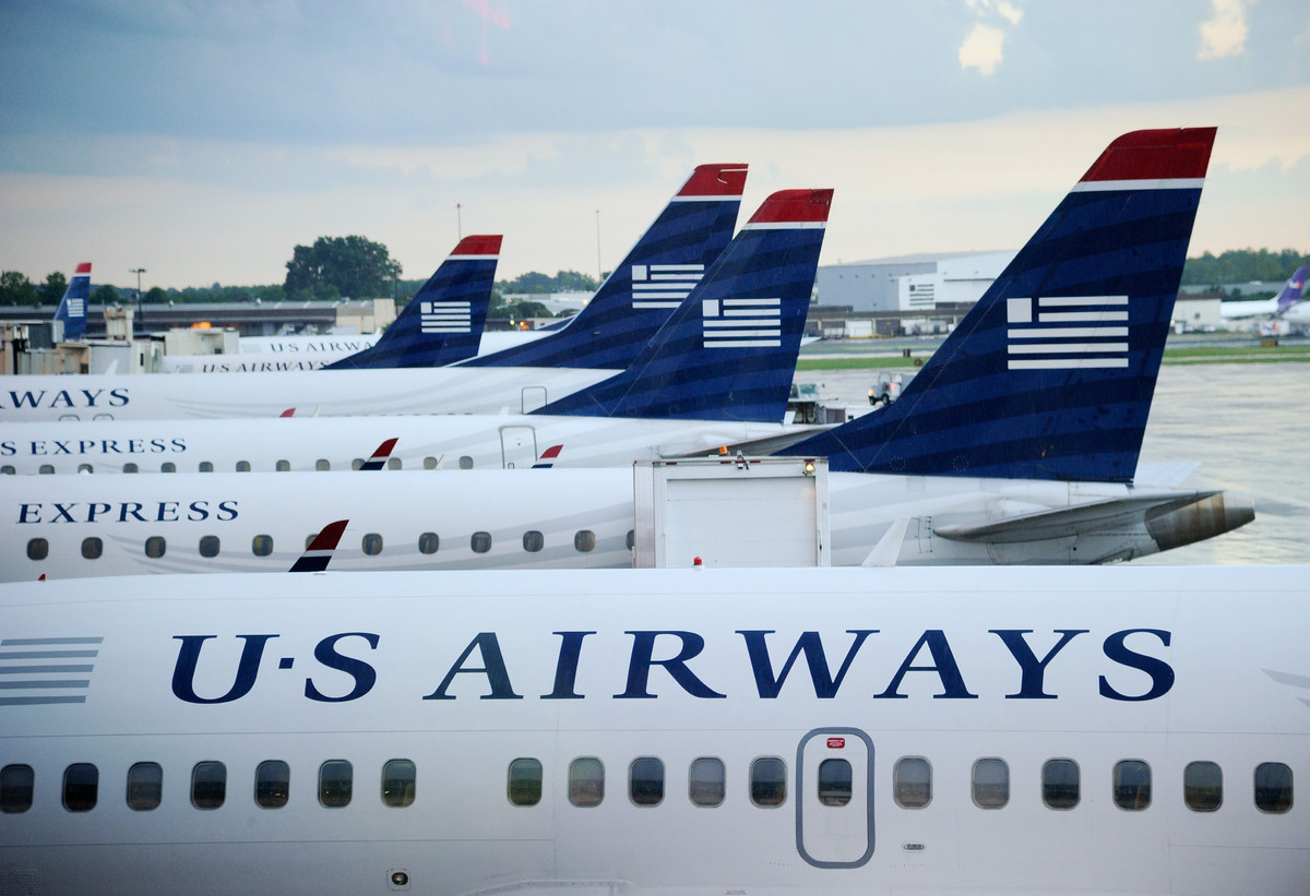 U.S. Airways reserves the right to cancel, divert, postpone or delay any flight in the case of a force majeure event <a href=