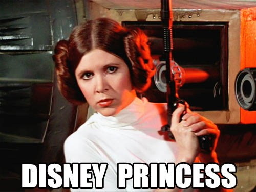 """We can hardly contain our excitement about the newest -- and most fierce -- """"Disney Princess,"""" none other than <a href=""""http:"""