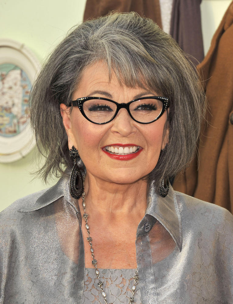 Roseanne Barr turns 60 on November 3.