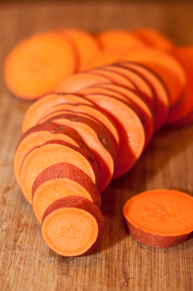 <strong>Why we love them:</strong> Rich in vitamin A and the antioxidant beta-carotene, sweet potatoes can help keep the immu