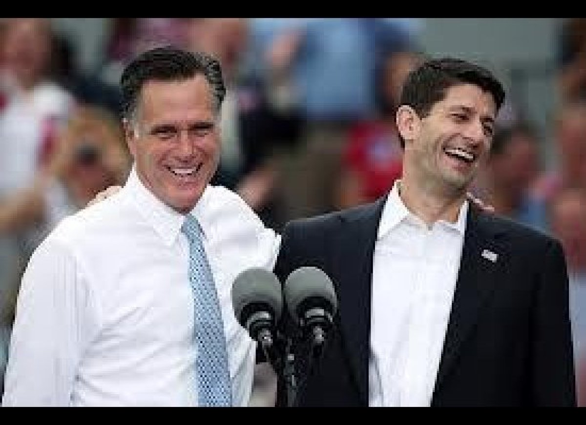 The mid-August selection of Paul Ryan did little to impact the polls though Romney succeeded at energizing both his base and