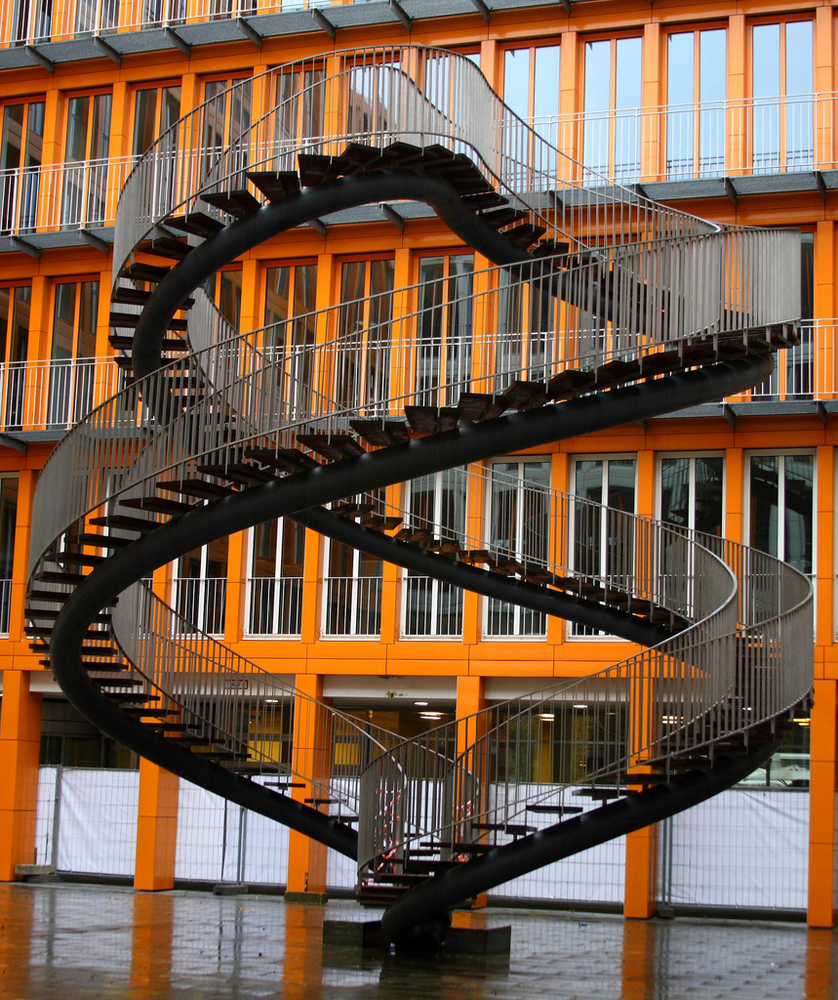 Superior Extreme Staircases That Make Us Dizzy Just Looking At Them (PHOTOS) |  HuffPost