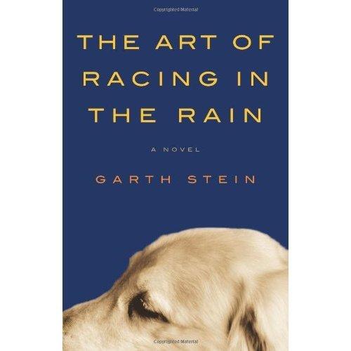 "<a href=""http://www.amazon.com/The-Racing-Rain-Garth-Stein/dp/0061537934"">via Amazon</a>"