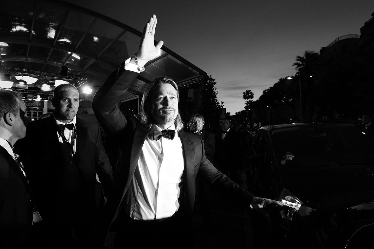 "Brad Pitt shocked fans when he announced last November that he <a href=""http://www.foxnews.com/entertainment/2011/11/14/brad-"