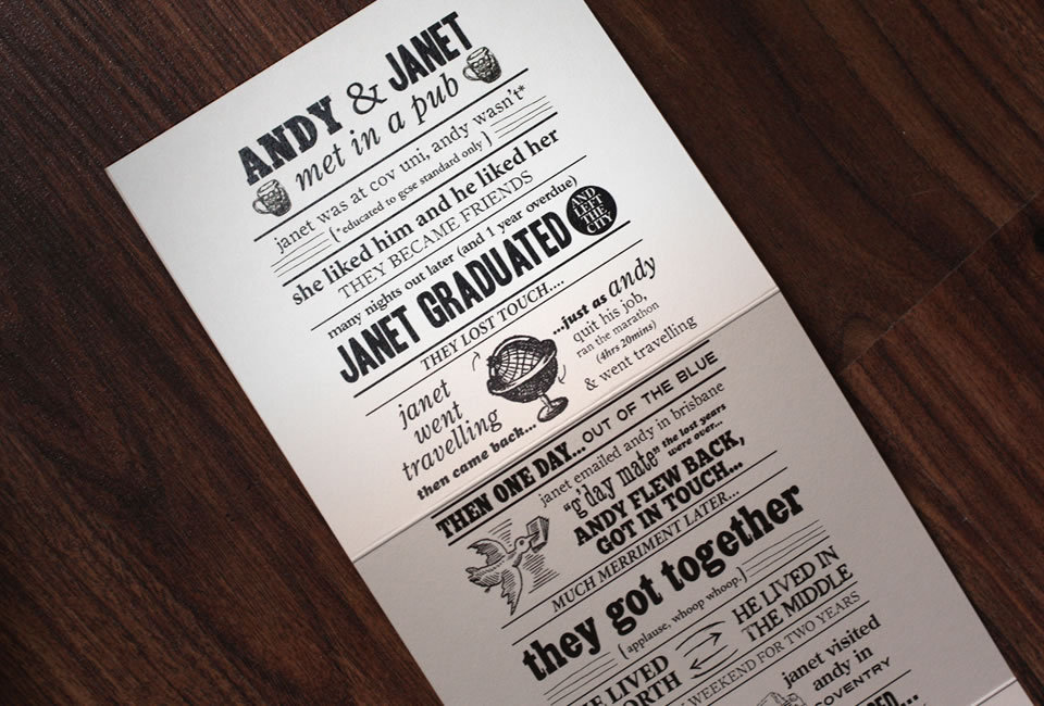Latest trends in wedding invitations huffpost stopboris Image collections