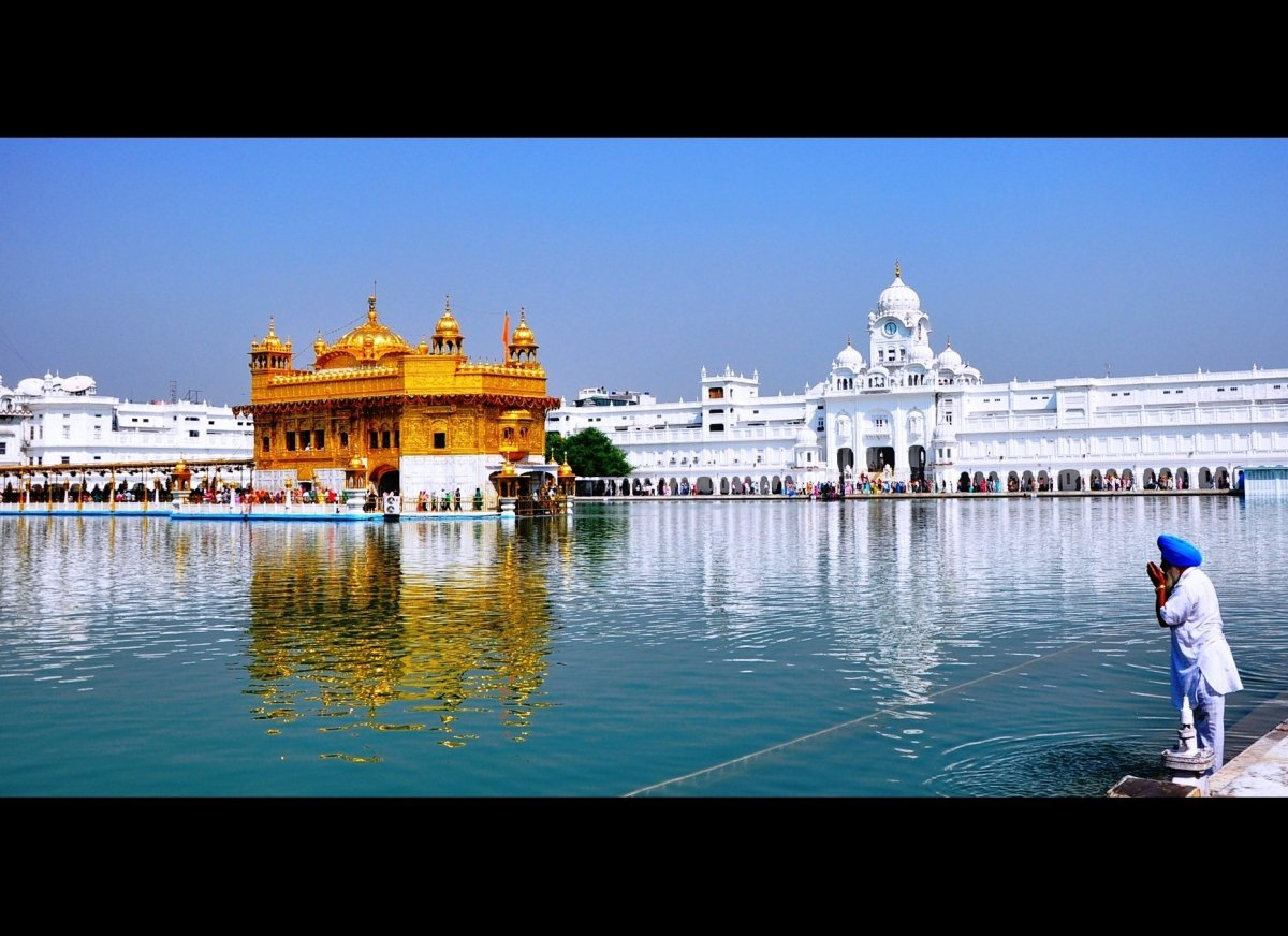 The Hari Mandir Sahib, or Golden Temple, is regarded as a living symbol of the spiritual and historical traditions of the Sik