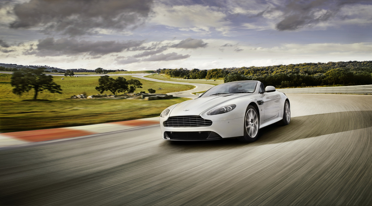 At Aston Martin headquarters in Gaydon, England, they get a lot of requests from James Bond fans. The iconic relationship bet