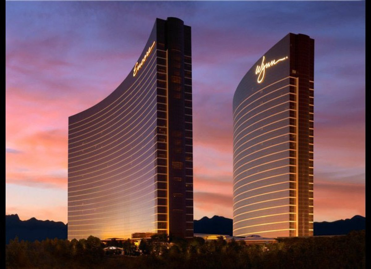 <strong>Readers' Choice Rating: 91.4</strong><strong>Wynn Las Vegas</strong>