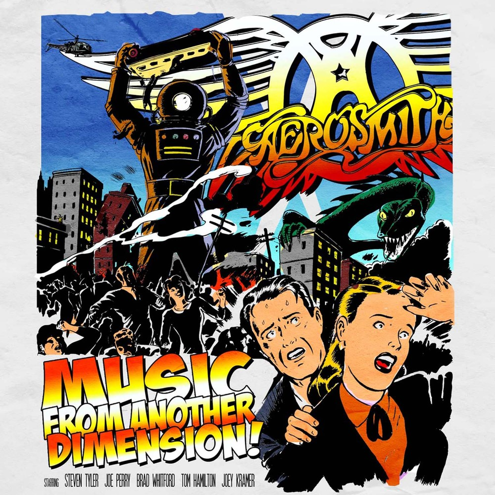 """It seems a few corners in producing the newest Aerosmith album, at least according to PopMatters.com.   <a href=""""http://www.p"""