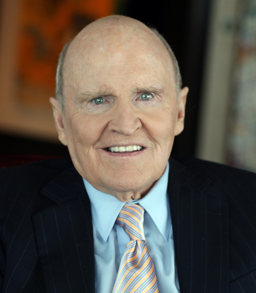 "Jack Welch, former CEO of GE, <a href=""http://www.dailyfinance.com/2010/11/24/ceo-sex-scandals/"">had an affair with Suzy Wetl"
