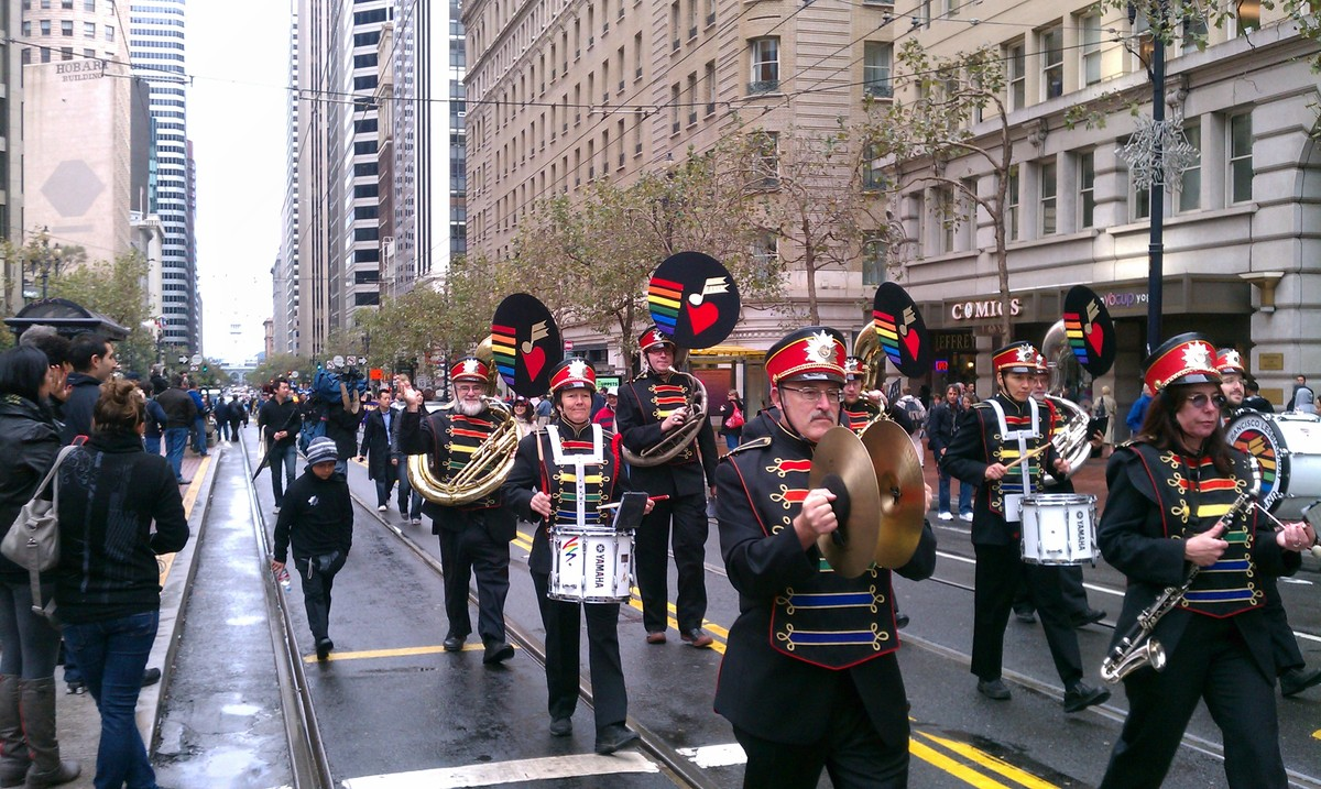 The 92nd annual Veterans Day Parade will begin at 11 a.m. at Market and Montgomery Streets and will commence at Civic Center