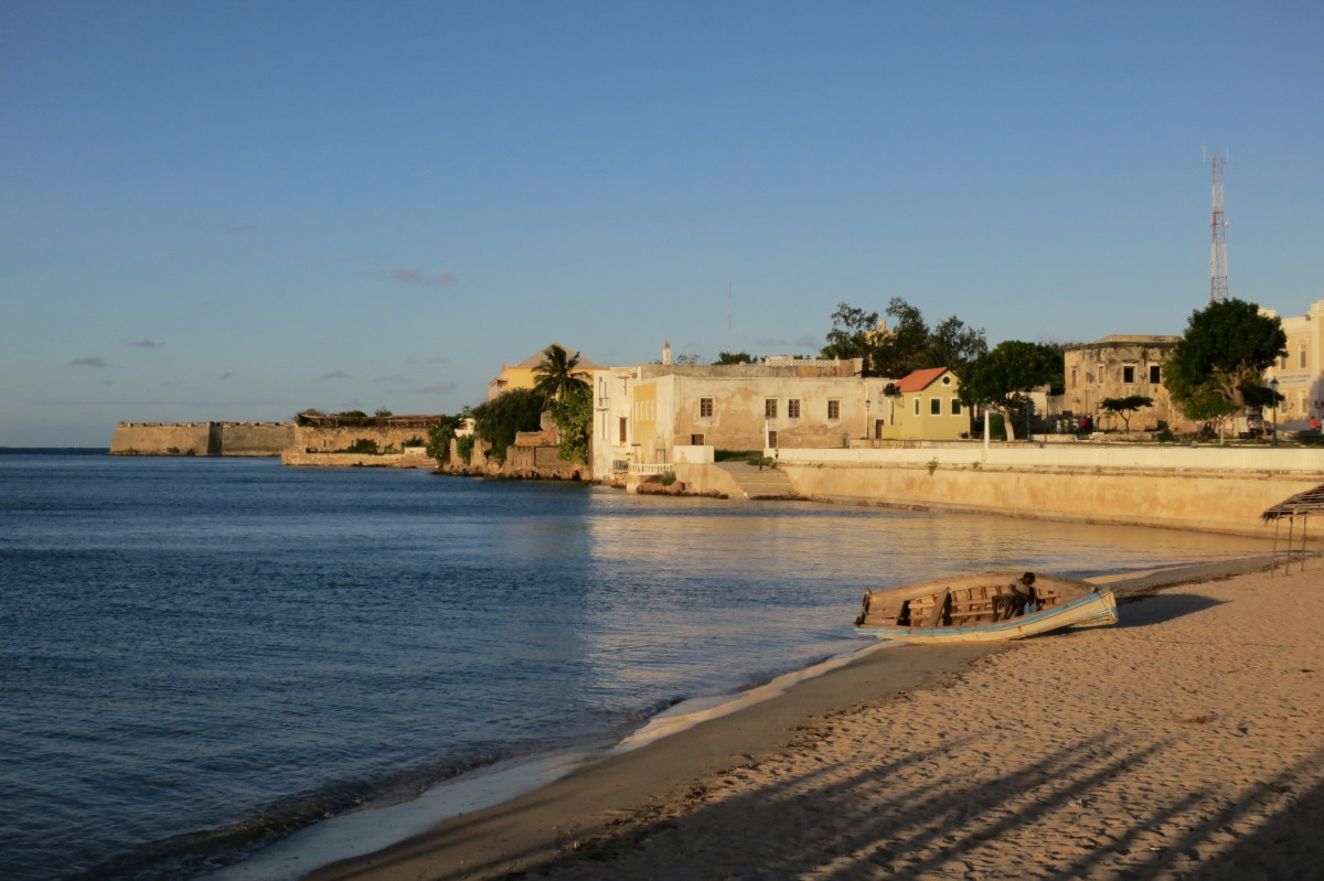 Ilha de Mozambique, the former hub of Portugese East Africa and currently one of UNESCO's best-kept secrets.