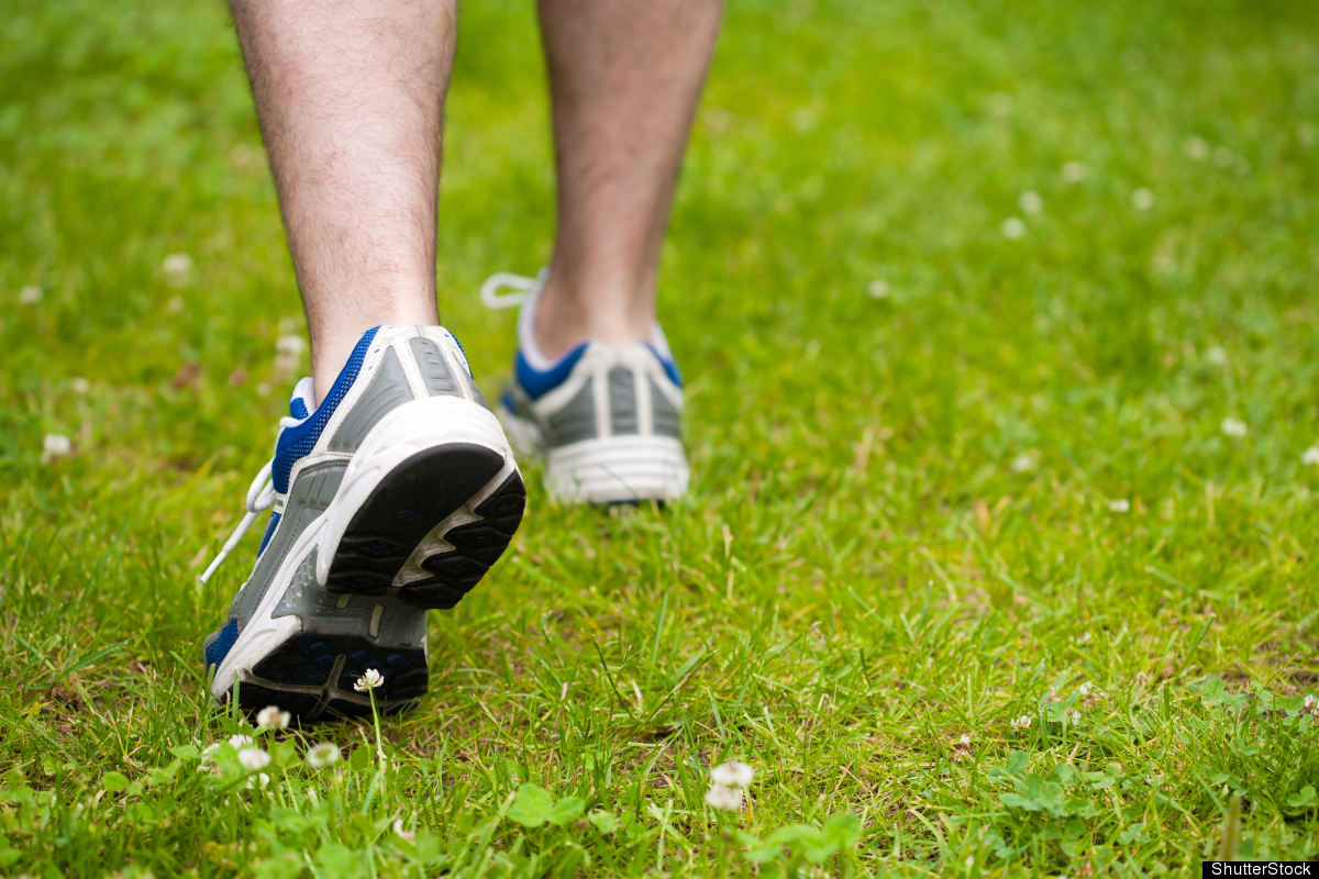 A brisk walk is a great way to get some low-impact exercise. But it'll take more than 13 hours to burn 3,000 calories this wa