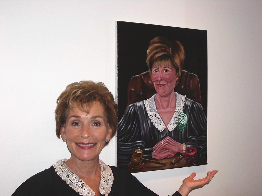 Don't believe it's physically possible to win an argument with Judge Judy? UC Berkeley begs to differ with this course that t