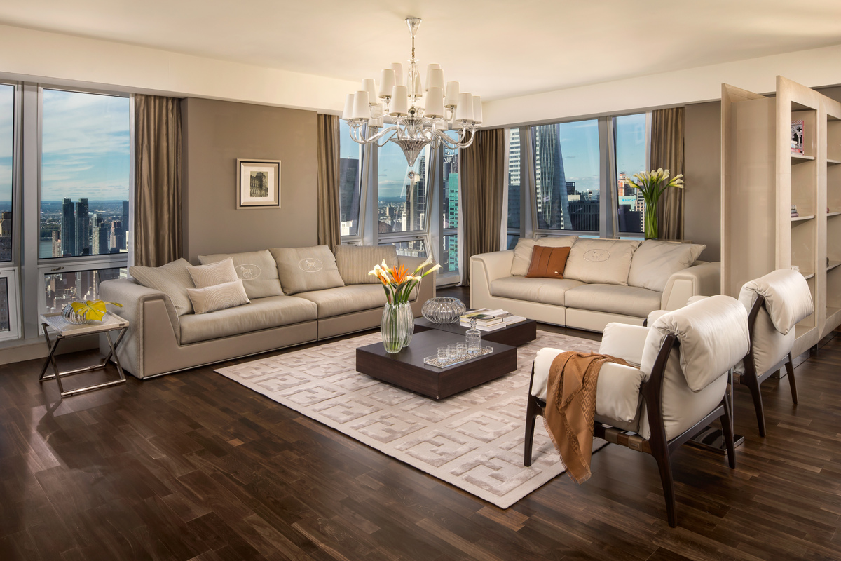 House Tour: Fendi Casa Show Home Debuts At 400 Fifth Avenue In New York |  HuffPost