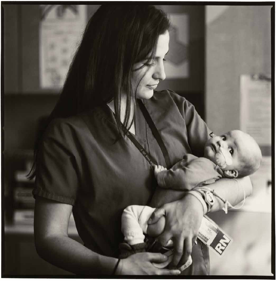 Children's National Medical Center, Washington, D.C.  Rosemary Livingston, RN, BSN, was born and raised in Virginia with her
