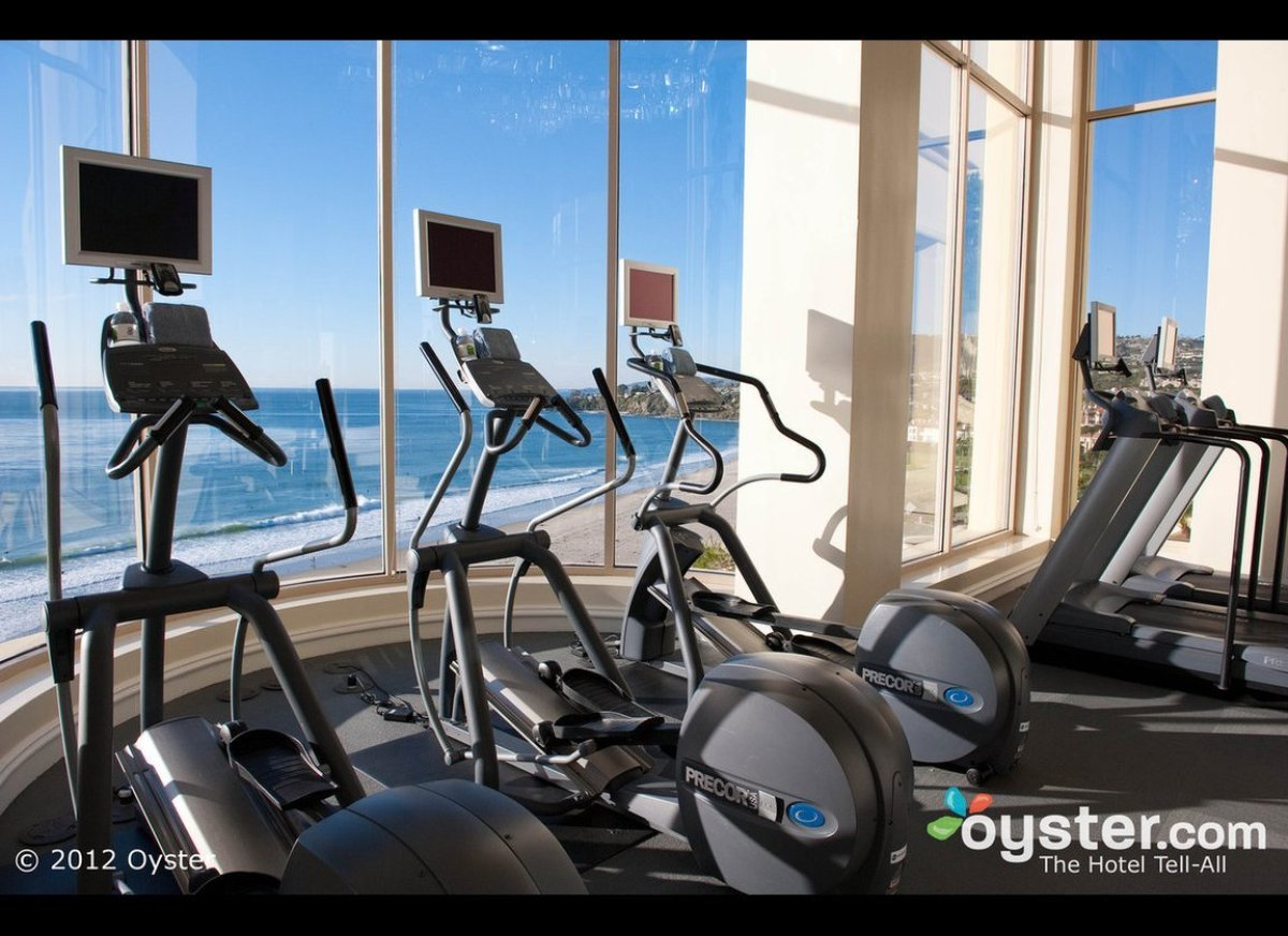 This top-notch gym doesn't only offer high-end Precor and Icarian machines with individual TVs -- it also boasts some of the