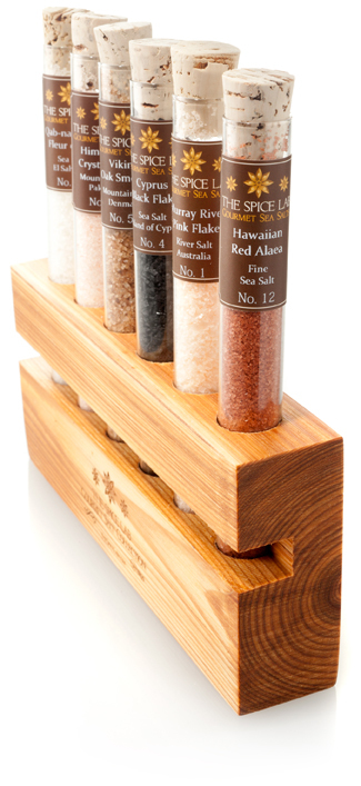 "<strong>Salts Of The World Test Tube Set | $35 | <a href=""http://www.uncommongoods.com/product/salts-of-the-world-test-tube-s"