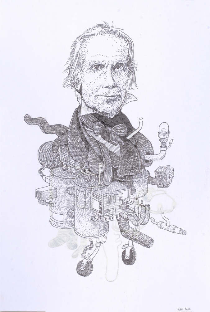 Henry Clay by Anders Nilsen