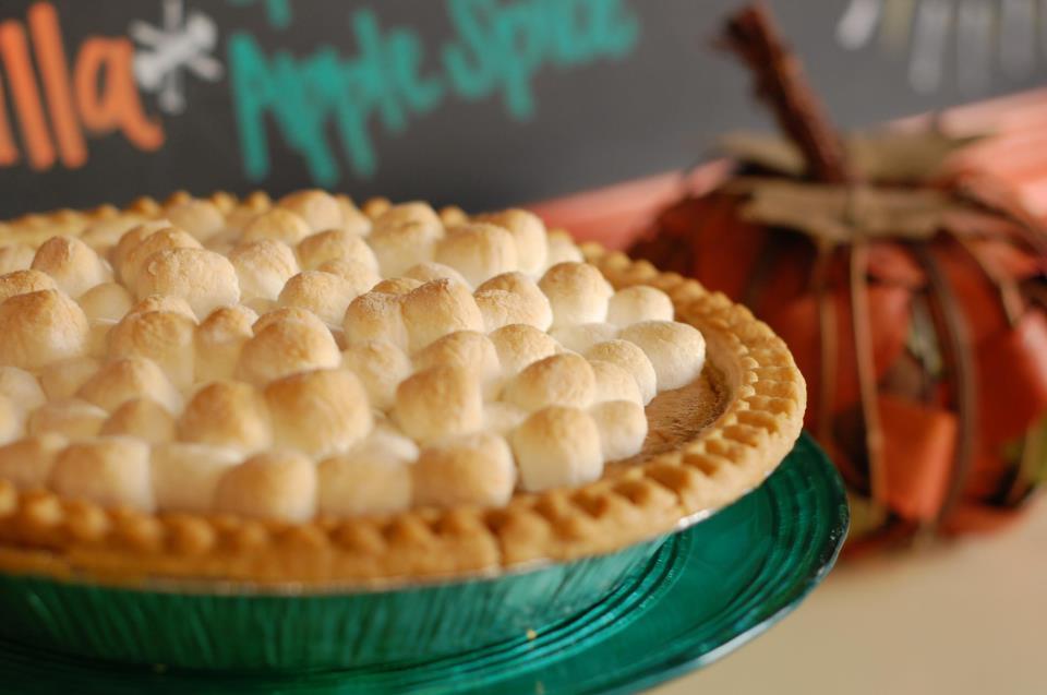 """Sweet potato pie, anyone?  <strong><em>Where: <a href=""""http://www.happycakesdenver.com/"""">3434 West 32nd Avenue Denver</a> Cos"""
