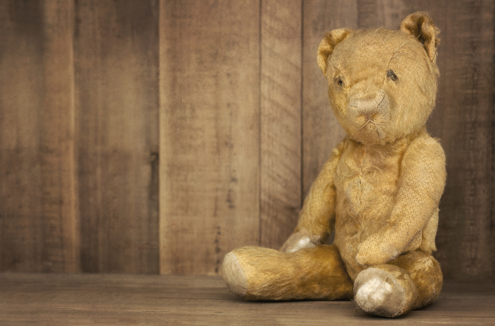 It's time to start fresh with each other. Love the teddy bear your ex-boyfriend won for you at the local fair? Give it one la