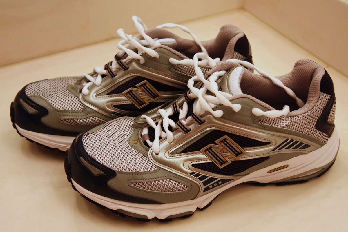 """""""If you have comfortable training shoes on while you shop, you'll move quicker and burn more calories.""""  <em>--<a href=""""http:"""