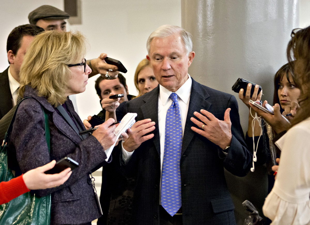 Sen. Jeff Sessions (R) will be up for reelection in the Yellowhammer State, although the incumbent should be a safe bet in on