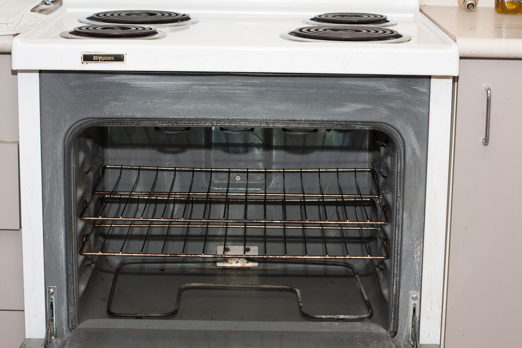 Before a big holiday, you should avoid self-cleaning your oven, because it increases its likelihood of breaking--and you'd ha