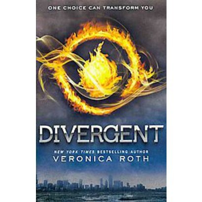"""The perfect gift for anyone who hasn't read <a href=""""http://www.target.com/p/divergent-reprint-paperback/-/A-13965559#prodSlo"""