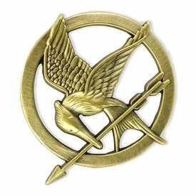 """For your most """"Hunger Games""""-obsessed friend (and we know you have at least one), a <a href=""""http://www.toywiz.com/mockingjay"""