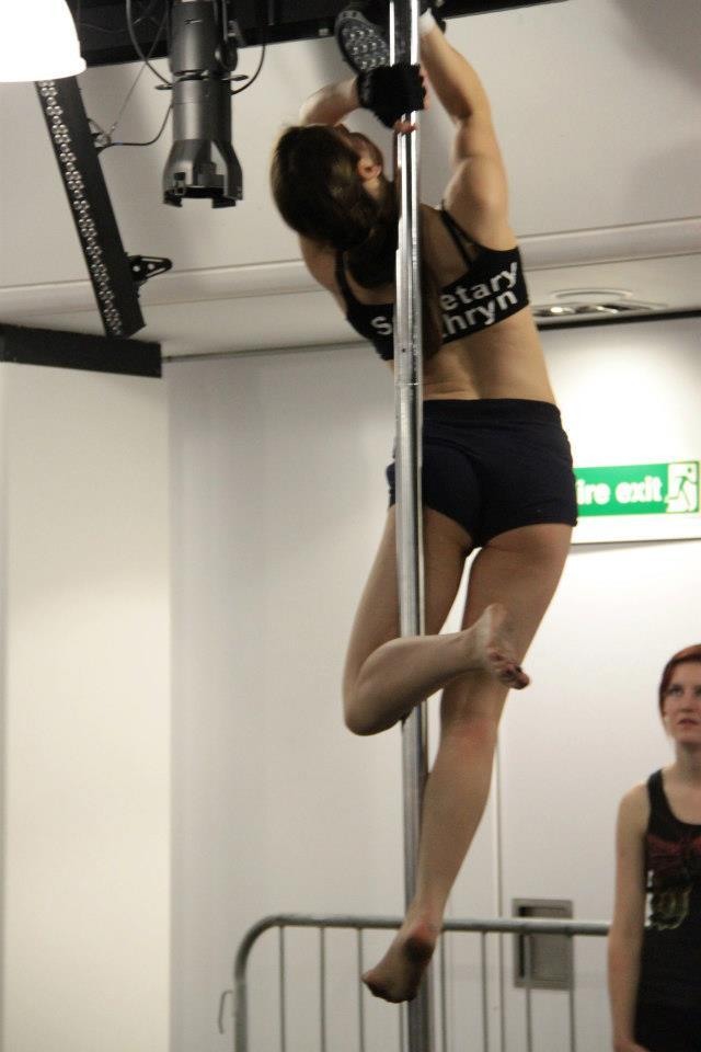 """After 30 hours, Newcastle University students broke the Guinness World Record for """"Longest Pole Dancing Marathon"""" and raised"""