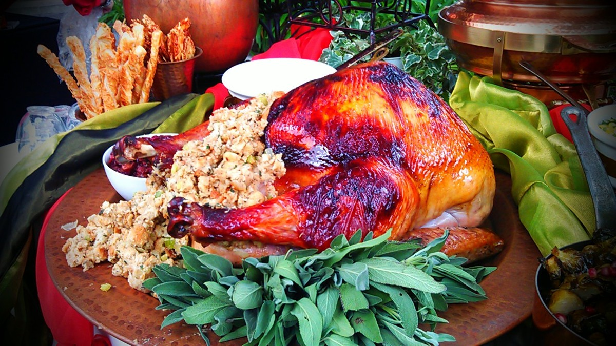 "Offering affordable and delicious Thanksgiving feasts that can be ""delivered where you need it to be,"" the Spot Gourmet in Gl"