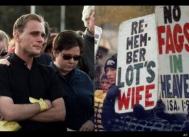 "The Westboro Baptist Church first gained national notice at the <a href=""http://billingsgazette.com/news/state-and-regional/w"