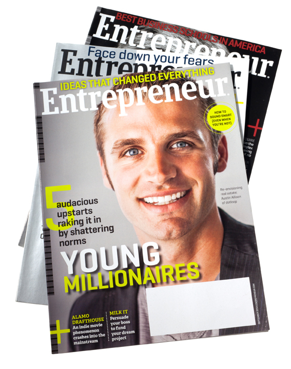 "Give them all their entrepreneurial news and inspiration with a subscription to this small business bible. At <a href=""https:"