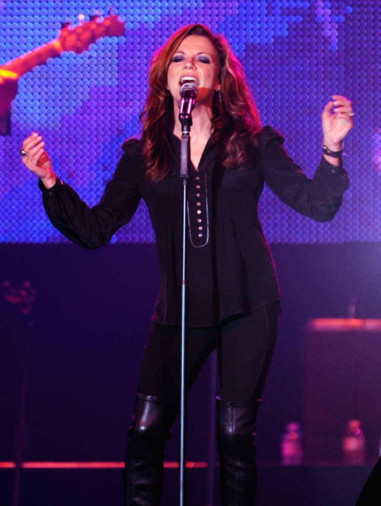 "When asked by <em>Out</em> magazine if <a href=""http://www.out.com/entertainment/2009/03/15/martina-mcbride-shines"" target=""_"
