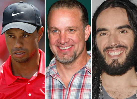 a) Tiger Woods