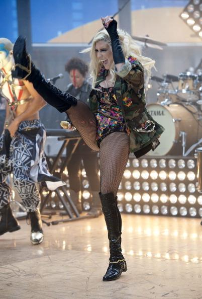 "Ke$ha has never been shy. The singer has <a href=""http://www.huffingtonpost.com/2012/09/07/kesha-nude-photo-tipsy-mtv-vma_n_1"
