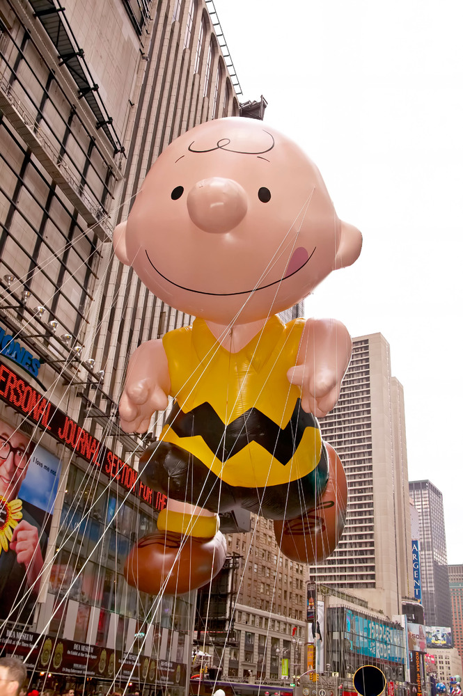 "<a href=""http://schulzmuseum.org/"">Schulz's father </a>was a barber and his mother a housewife, just like Charlie Brown's par"