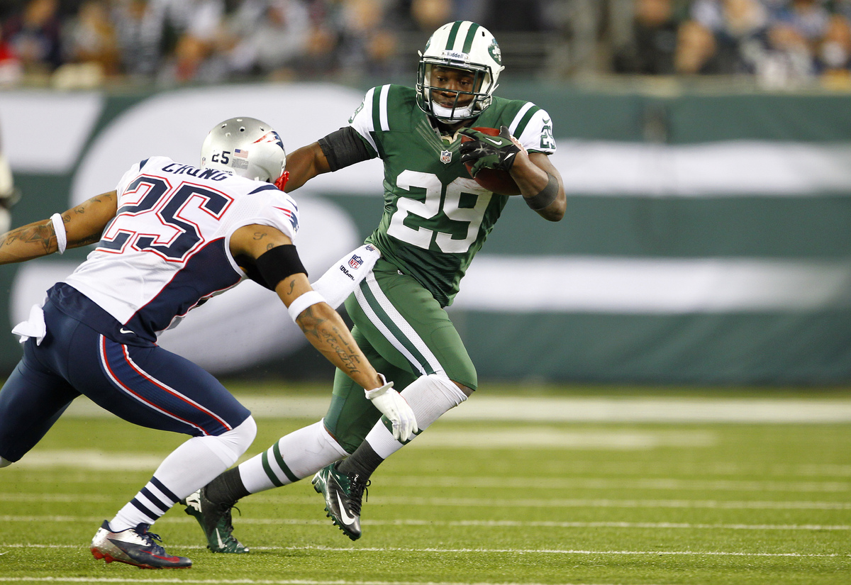 It's typically difficult to spot a solid running back on the waiver wire this late in the fantasy football season, but Bilal