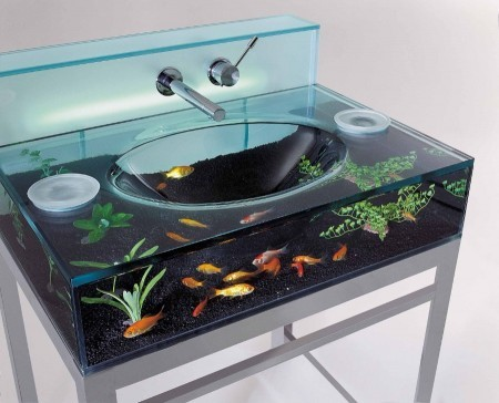 8 Cool Home Aquariums That Are Completely Helping Us De-Stress ...