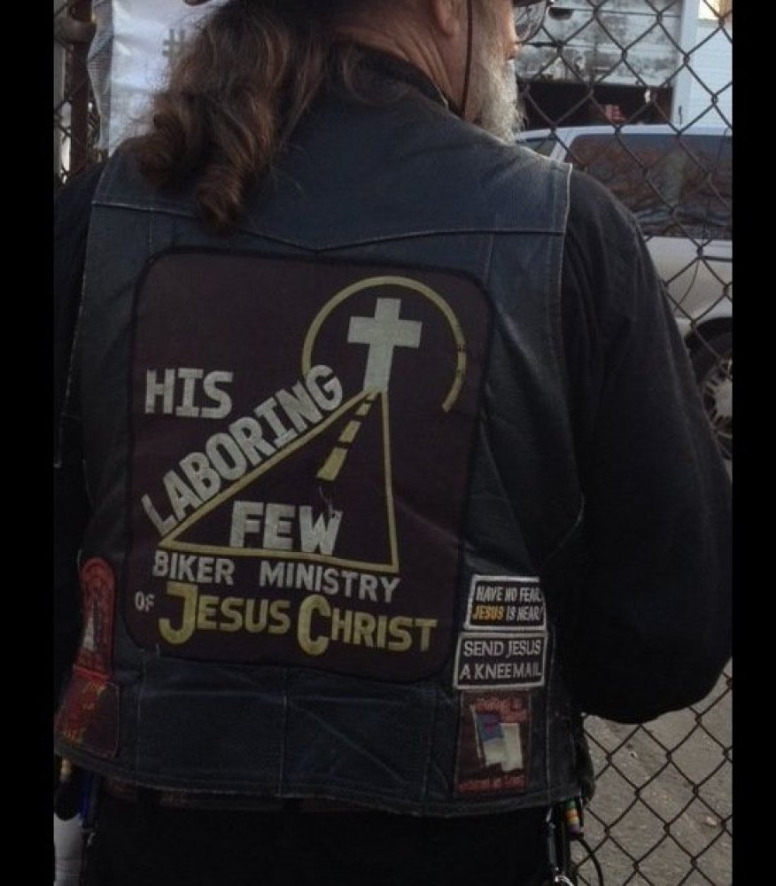 His Laboring Few had so many amazing people serving in Coney Island this Thanksgiving. Their biker ministry has come from all