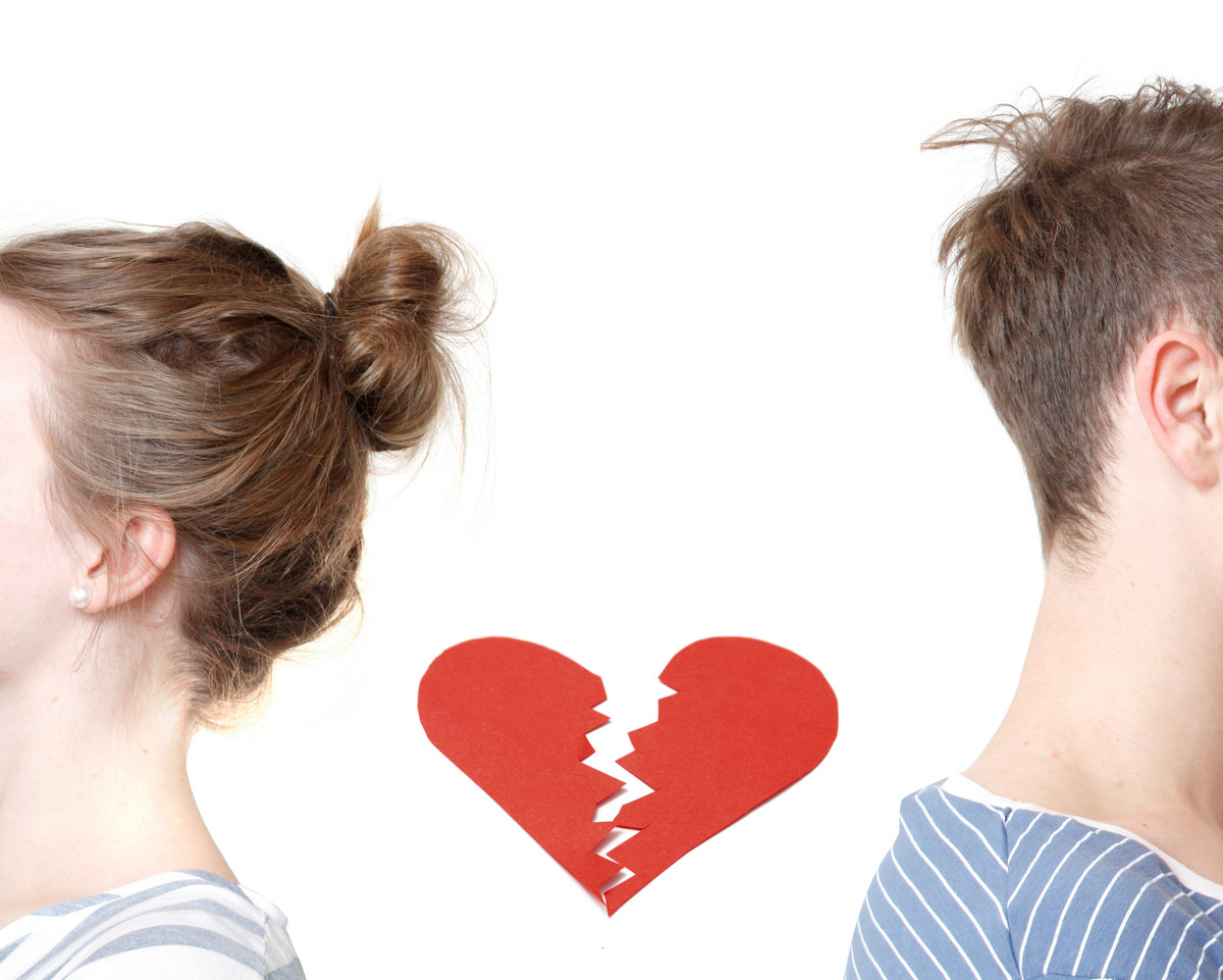 """""""You can't hide or skip school,"""" says Jen Kirsch, a freelance relationship columnist. """"As tough as it is to face the repercus"""