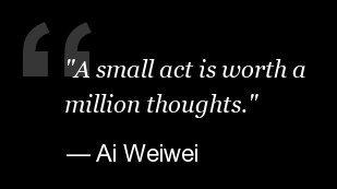 """<a href=""""http://press.princeton.edu/titles/9924.html"""">Weiwei-isms</a>"""