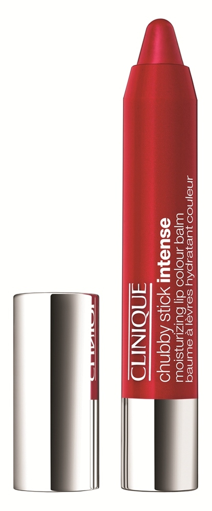 "This is a souped-up version of Clinique's original Chubby Stick which offers a sheer wash of color. Dubbed ""Intense,"" this fo"