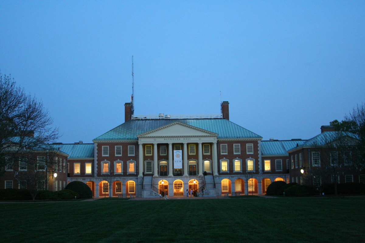 """No. 27 on U.S. News & World Report's list of """"Best National Colleges."""""""
