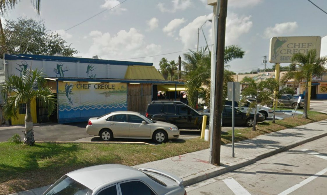 200 NW 54th St., Miami Recommendation: Fried conch  Besides being frequented neighborhood folk and glitterati like Dwyane
